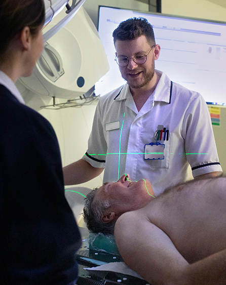 Therapeutic Radiographer Desktop 2